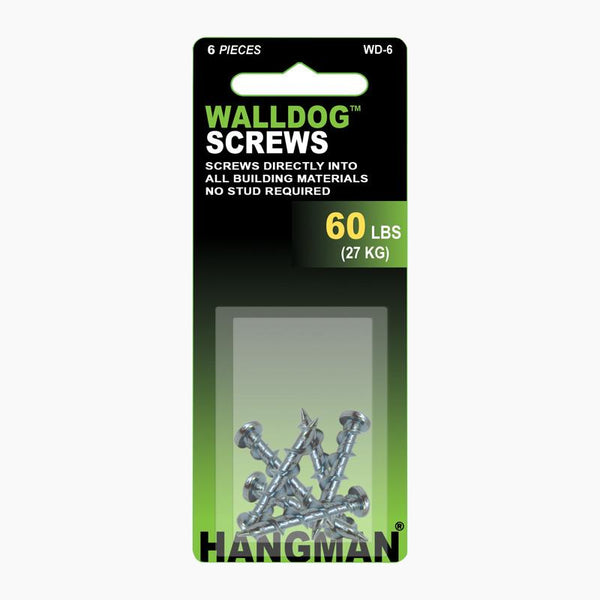 Walldog Screws