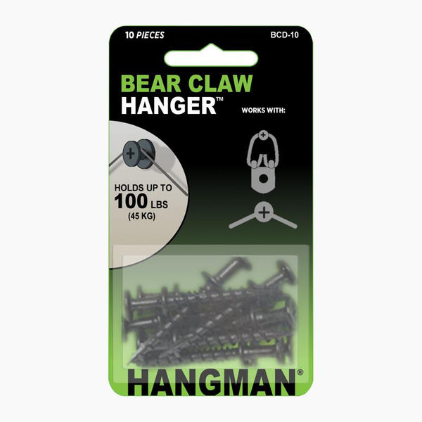 Black Bear Claw Hangers
