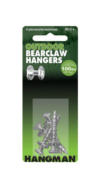 Outdoor Bear Claw Hangers