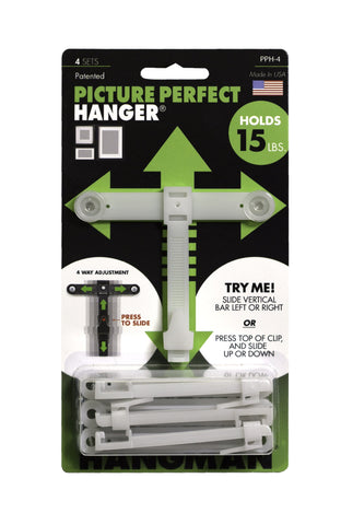 Picture Perfect Hanger (4-Pack)