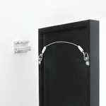 Apartment Safety Hanger / Wall Saver Wire Hanger - Hangman Products