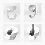 Indoor/Outdoor Elephant Hook - Hangman Products