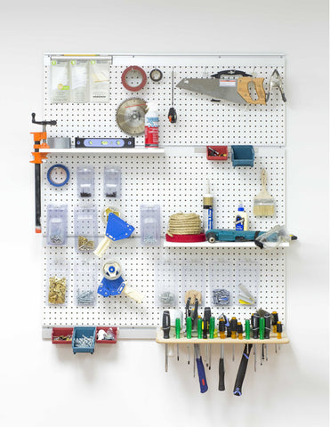 Wall Organizer - Complete System