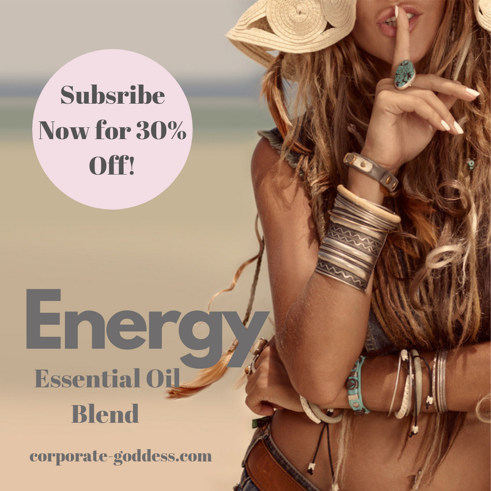 Energy-The Corporate Goddess