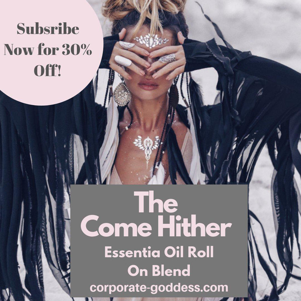 The Come Hither - The Corporate Goddess