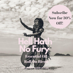 Hell Hath No Fury - The Corporate Goddess