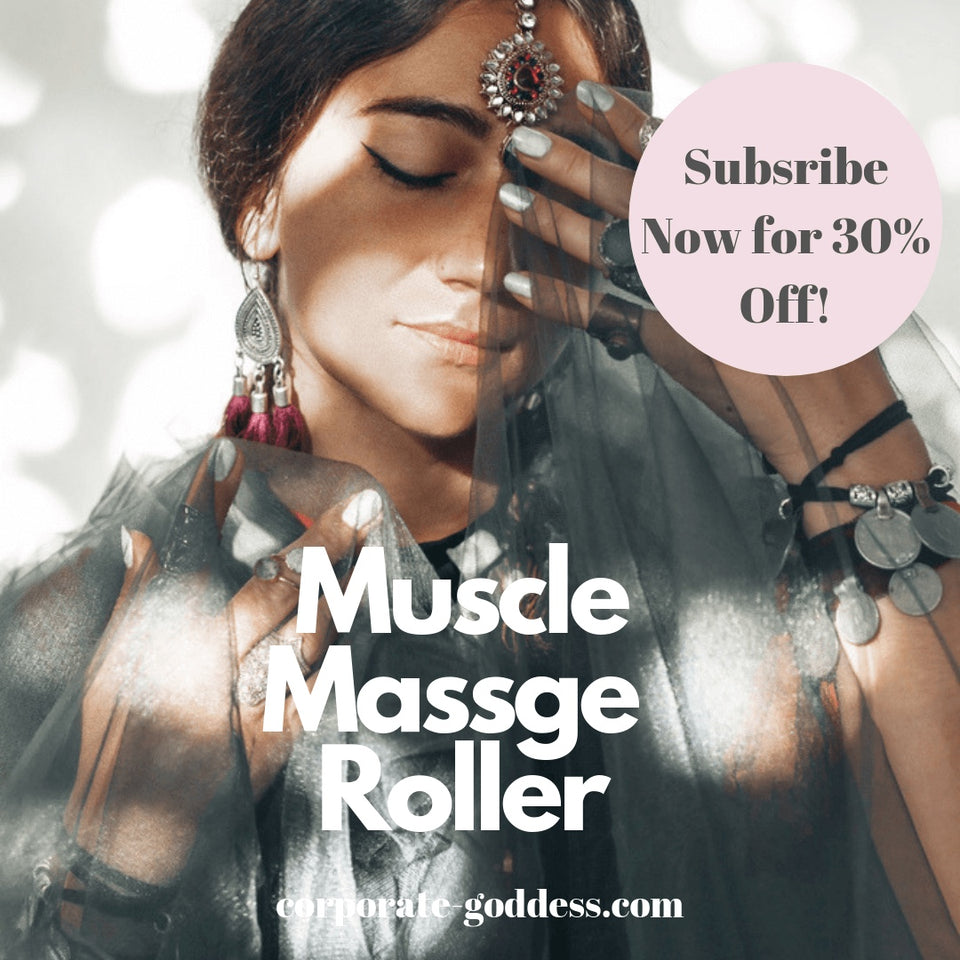 Muscle Massage Roller - The Corporate Goddess