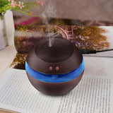 Mini Light Humidifier Diffuser and Air Purifier - The Corporate Goddess