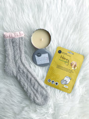 Mini Cozy Set - Honey