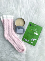 Mini Cozy Set - Cucumber