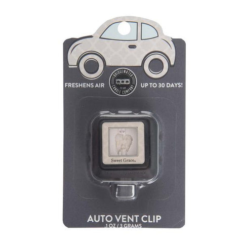 Sweet Grace Car Vent Clip Freshener