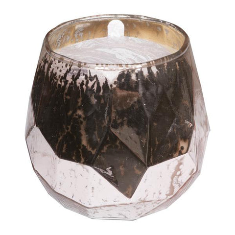 Sweet Grace Rose Gold Geo Candle 15.8oz