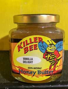 Vanilla Delight Honey Butter