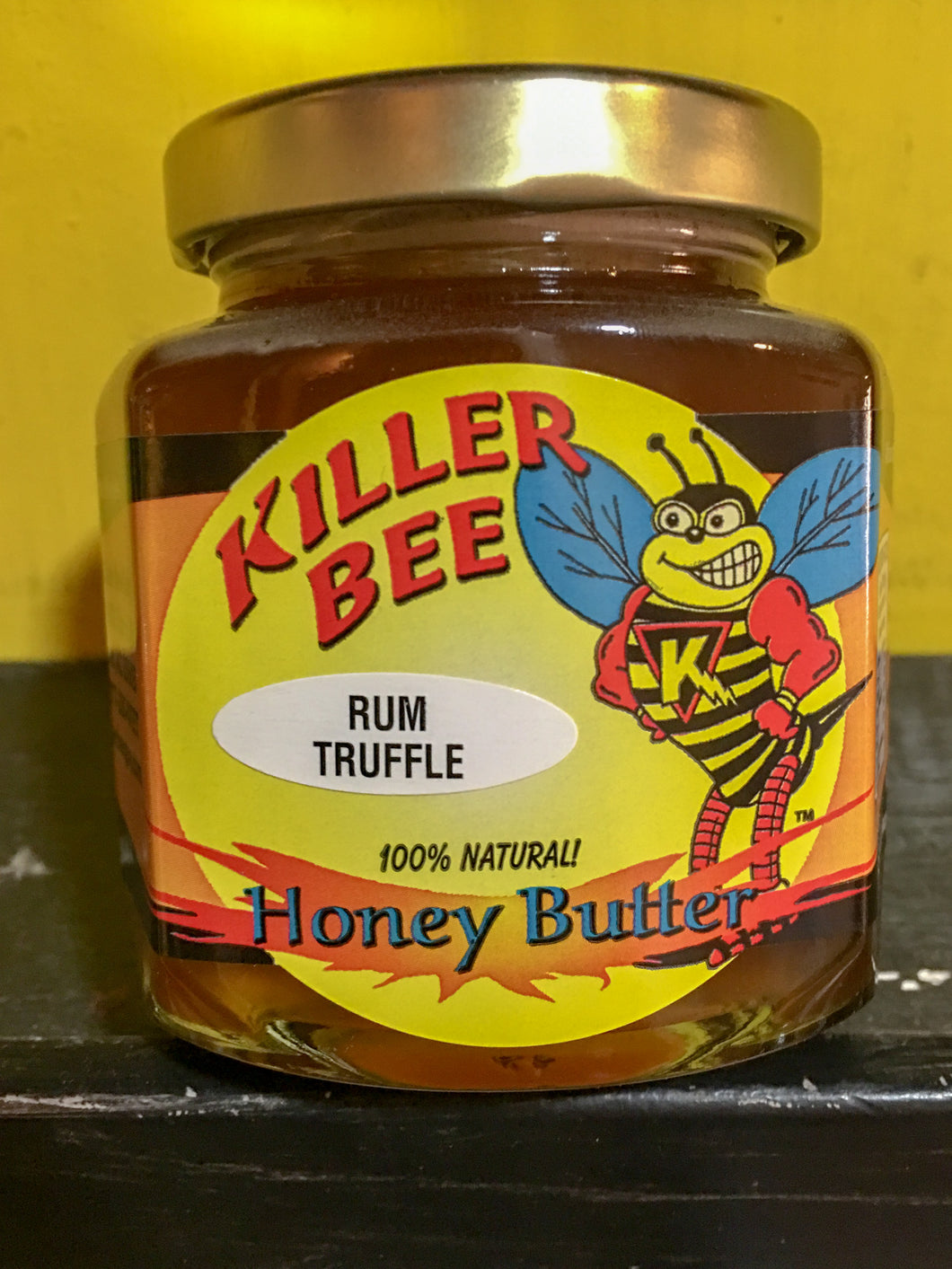 Rum Truffle Honey Butter