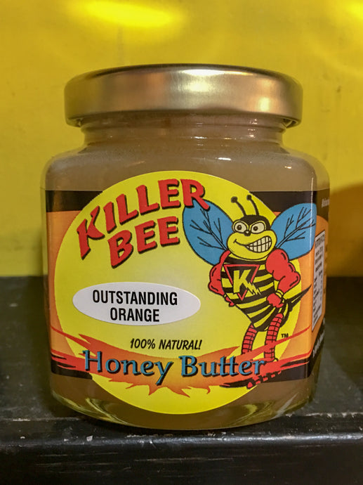 Outstanding Orange Honey Butter