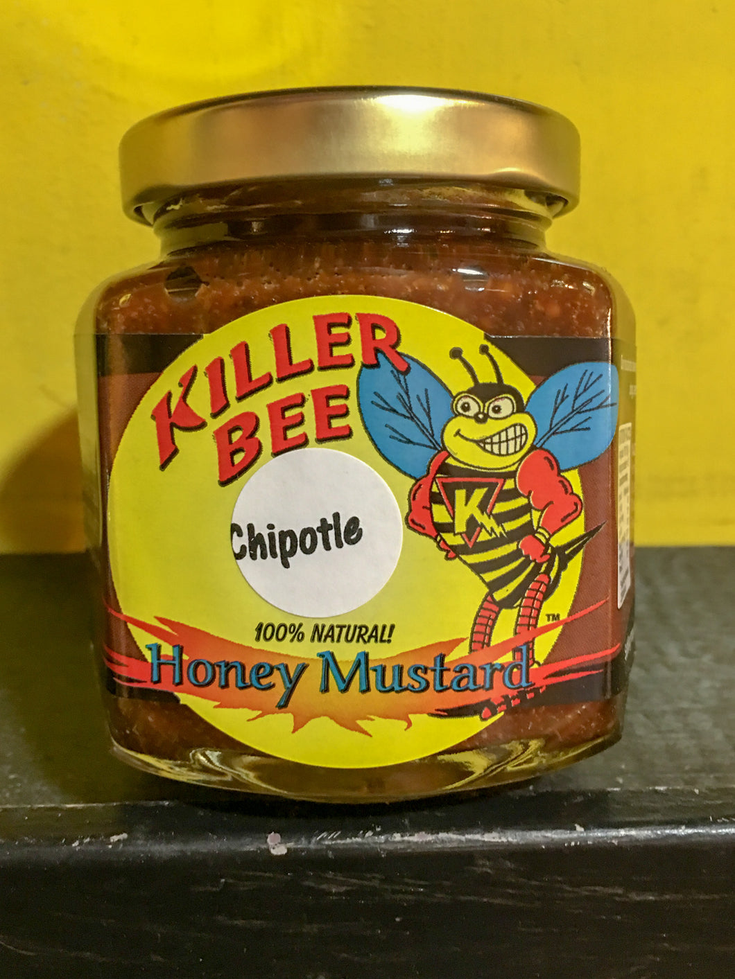 Whole Seed Chipotle Honey Mustard