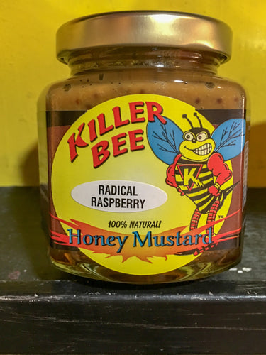 Whole Seed Radical Raspberry Honey Mustard