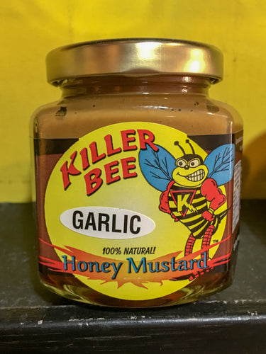 Smooth Garlic Honey Mustard