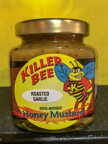Whole Seed Roasted Garlic Honey Mustard