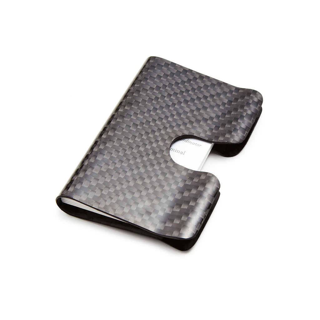 Real Carbon Fiber business card holder by RCFibers – RCFibers