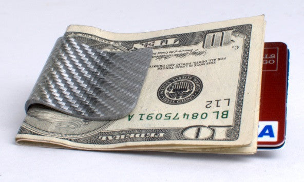 Silverback - RCFibers - money clip - 2