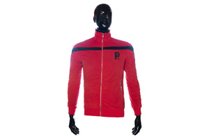 Velour Tech Suit Top
