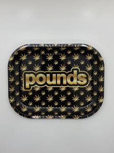 Rolling Tray S