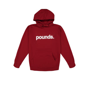 Pounds Pull Over Hoodie