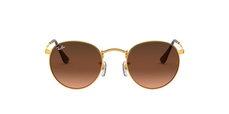 RAY-BAN 0RB3447 9001A5 ROUND METAL