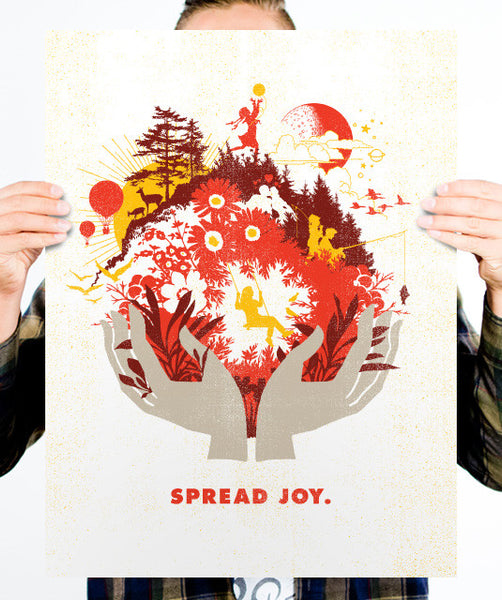 Spread Joy