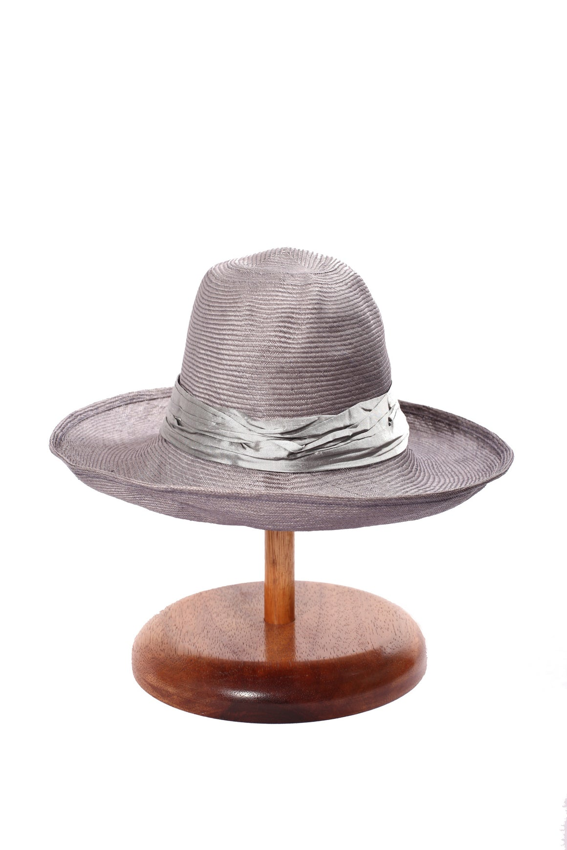 Maya Neumann Squash Hat - Grey Blue