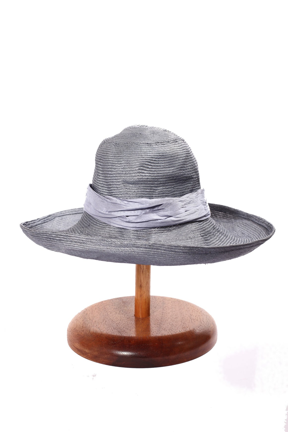 Maya Neumann Squash Hat - Light Blue
