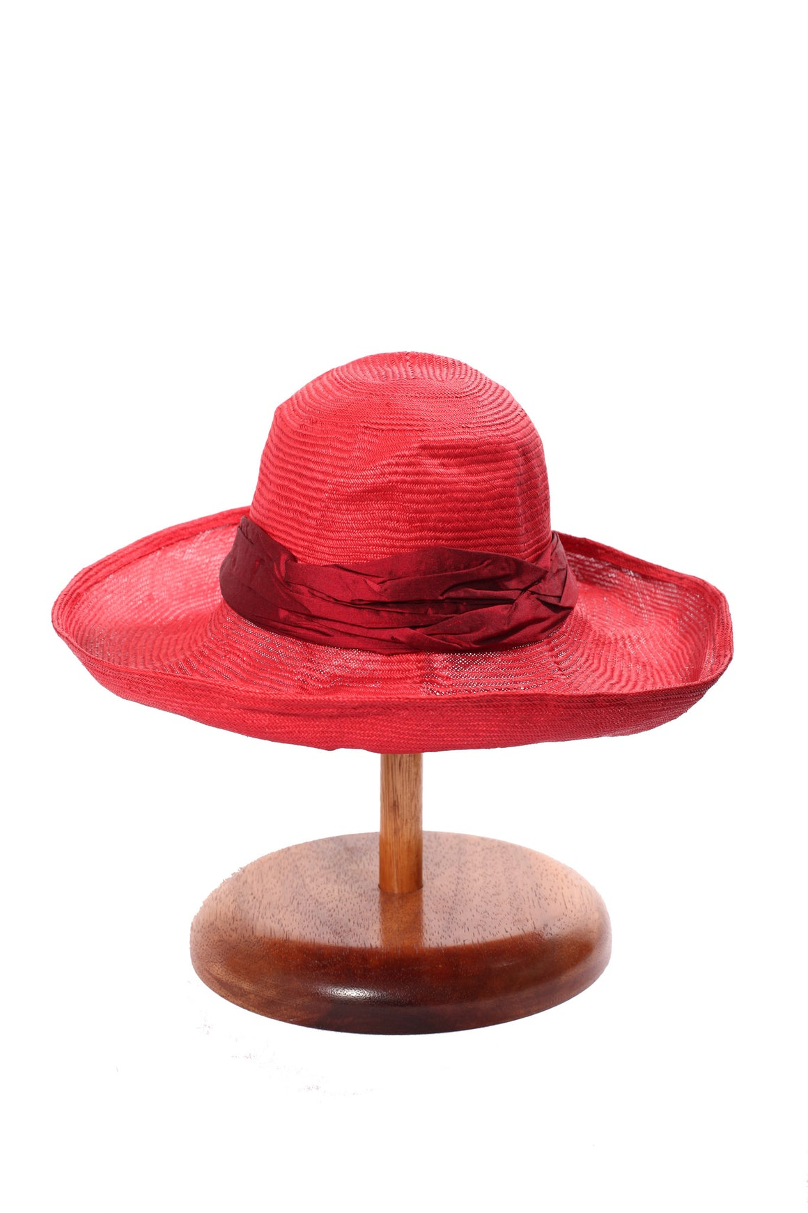 Maya Neumann Squash Hat - Red