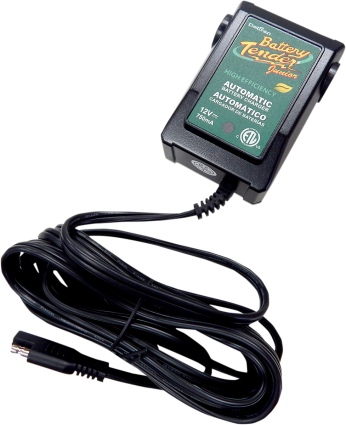 HIGH-EFFICIENCY BATTERY TENDER® JUNIOR 12V @ 0.75A - Motoboats us
