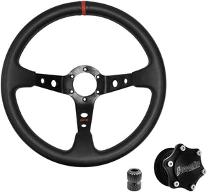 Dragonfire Sport V Quick Release Steering Wheel Kit - Motoboats us