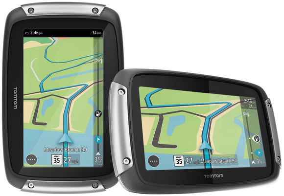 TOM TOM Rider 400 GPS Motorcycle Navigation - Motoboats us