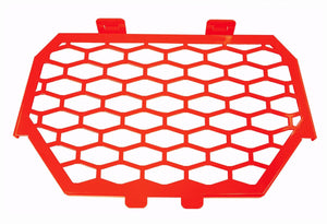 MODQUAD Front Grill - Red POLARIS RZR 900-1000 - Motoboats us
