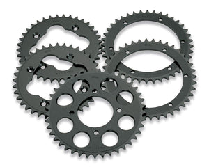 Aluminum Rear Sprocket - Black - 37T Yamaha ATV - Motoboats us