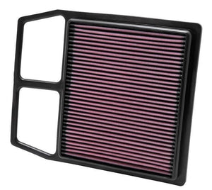 K&N High Flow Air Filter CAN AM - Motoboats us