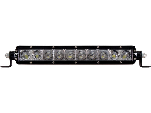 RIGID SR-Series Spot/Flood Combo Light Bar - 10in. - Amber - Motoboats us