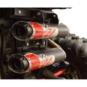 Big Gun Evo Utility Dual Slip-On Exhaust - Motoboats us