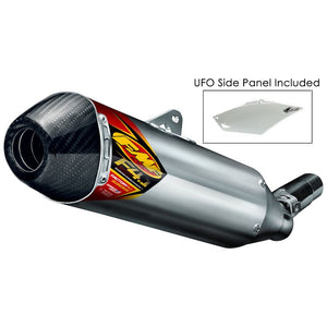 FMF Factory 4.1 RCT Slip-On single Exhaust Honda CRF450R / CRF450RX 2017-2018 - Motoboats us