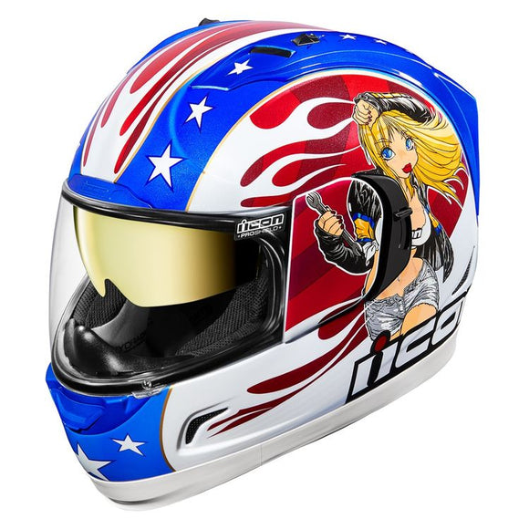 Icon Alliance GT DC18 Helmet - Motoboats us