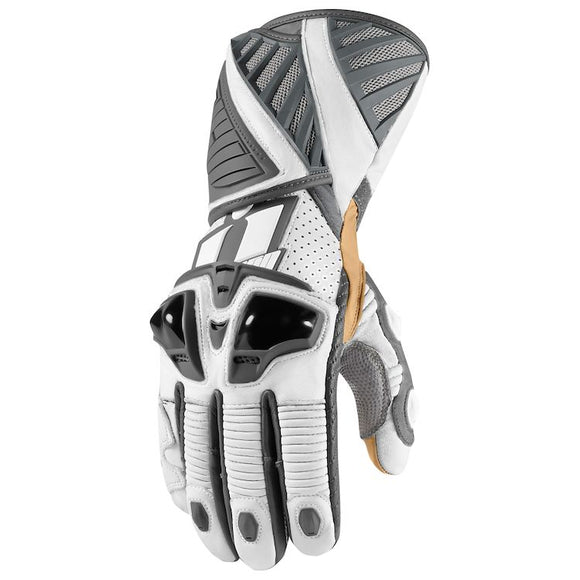 Icon Hypersport Pro Long Gloves - Motoboats us