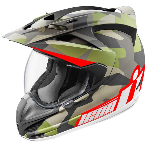 Icon Variant Deployed Helmet - Motoboats us