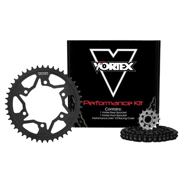 Vortex V3 WSS Chain And Sprocket Kit Yamaha R1 / R1M 2015-2019