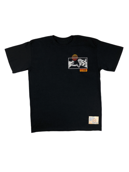 Greed Tee - Black