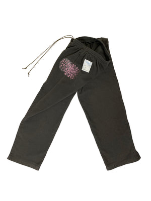 fleece pants | M/L