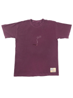 Sloth Tee - Purple