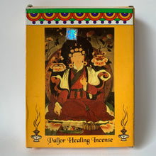 Load image into Gallery viewer, Incense Tibetan Incense: Paljor Healing Incense - 5 pack front